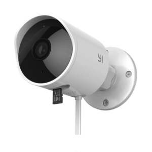 YI Outdoor Camera (White)