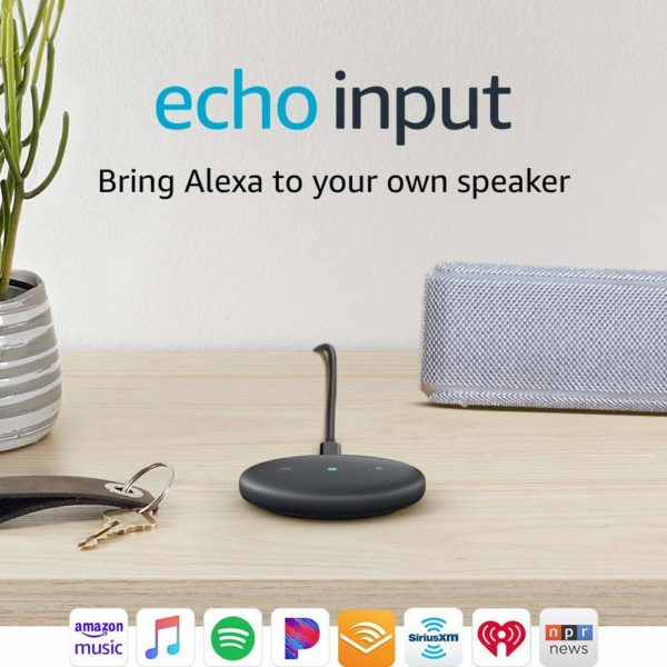 Echo Input – Bring Alexa To Your Own Speaker 1