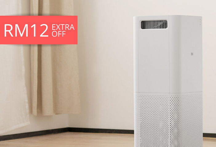 Mi Air Purifier 3h Banner V2