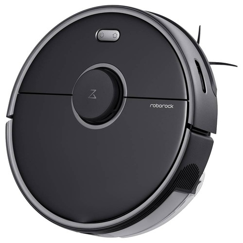 Roborock S5 Max Robot Vacuum Cleaner International Version Black