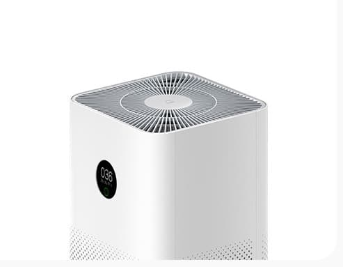 Xiaomi Mi Air Purifier 3h Large Air Outlet