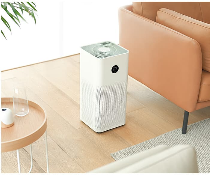 Xiaomi Mi Air Purifier 3h Paper Area