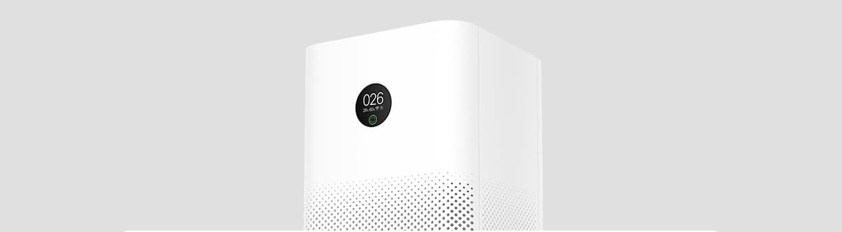 Xiaomi Mi Air Purifier 3h Particle Cadr