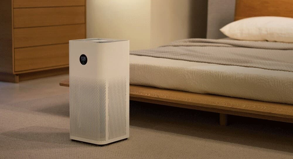 Xiaomi Mi Air Purifier 3h Quiet And Saving