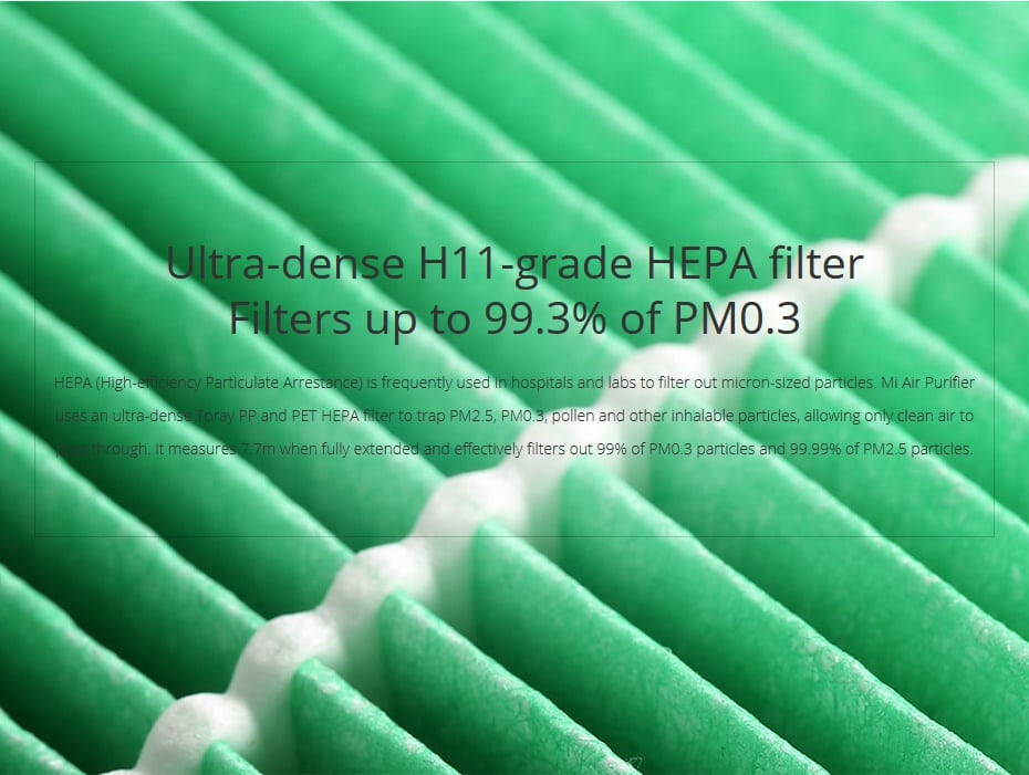 Xiaomi Air Purifier Filter 18