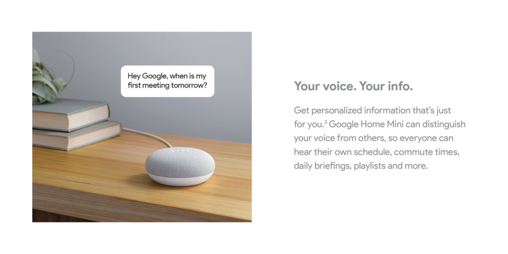 Google Home Mini 10