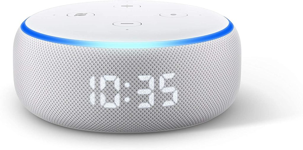 Echo Dot (3rd Generation) Smart Speaker With Clock And Alexa 2
